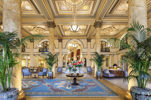 Willard InterContinental Washington DC Completes Renovation Luxury Beauteous Hotels With 2 Bedroom Suites In Washington Dc Style Remodelling