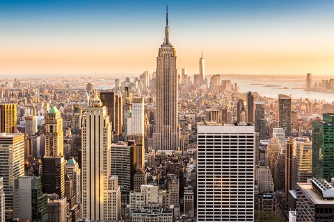 New York City skyline - Ultima_Gaina/iStock/Getty Images Plus/Getty Images