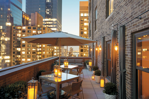the top new york city hotels from each neighborhood luxury travel