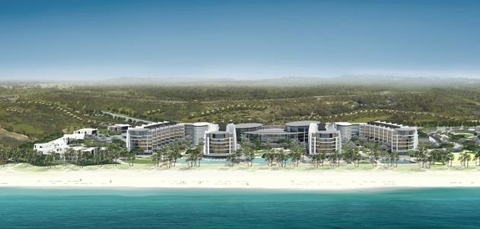 Jumeirah at Saadiyat Island Resort Will Open November 11 | Luxury