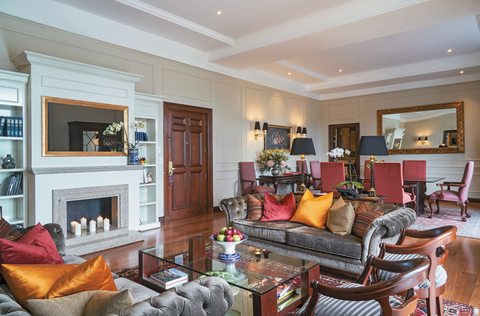 Country Club Lima Hotel Presidential Suite