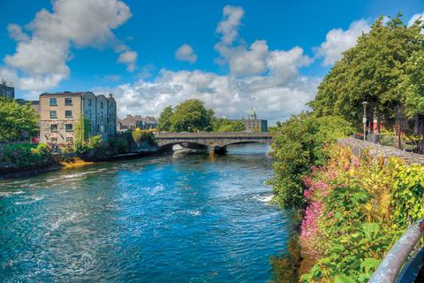 Galway River Walk Ireland