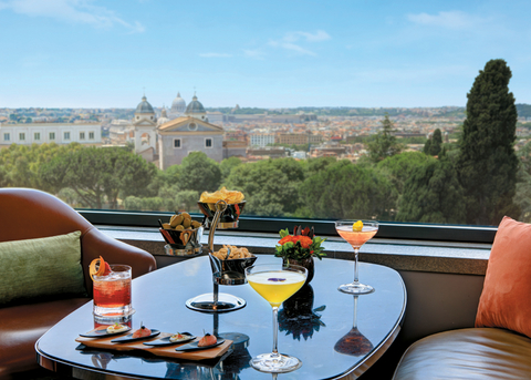 Insider S Rome The Latest Hospitality Offerings In The