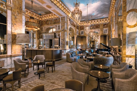 Hotel de Crillon by Rosewood Paris Bar Les Ambassadeurs