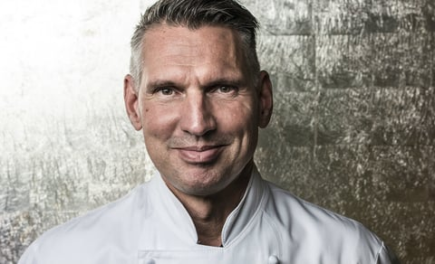 Chef Heiko Nieder, The Dolder Grand