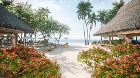 A new beachfront concept at Rosewood Mayakoba