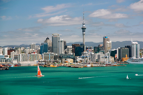Auckland New Zealand Credit stefaniedesign/iStock/Getty Images Plus/Getty Images