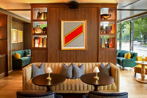 DC Buzz The Dupont Circle Hotel To Relaunch In Spring 40 Luxury Magnificent Hotels With 2 Bedroom Suites In Washington Dc Style Remodelling