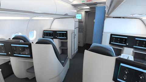 La Compagnie's new A321neo