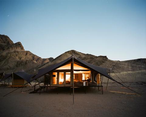 Hoanib Valley Camp