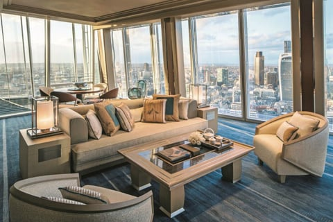 Shangri-La at the Shard, London