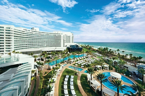 The partnership program will offer students a chance to gain real world experience in a number of departments at the Miami Beach hotel.