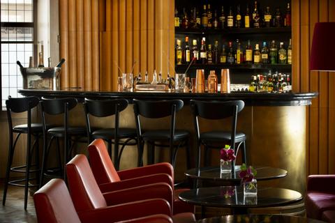 Ziggy's at Hotel Café Royal
