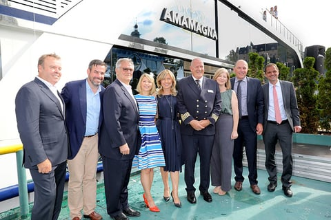AmaMagna Christening Ceremony