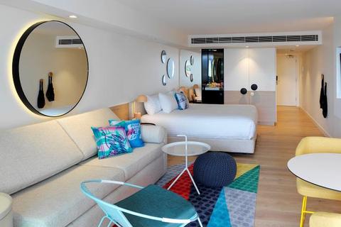 How Sydney's Bondi Beach inspired Nic Graham's design for QT Bondi.