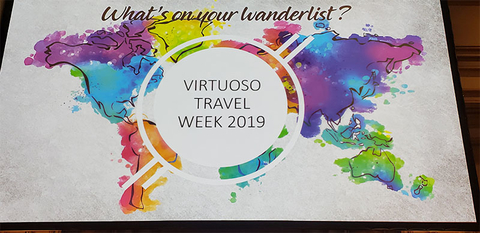 Virtuoso Travel Week Wanderlist