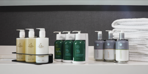 Marriott International to Eliminate Single-Use Shower Toiletry Bottles