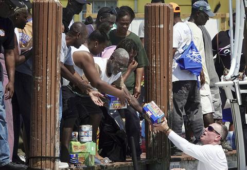 Bahamas Hurricane Dorian Aid