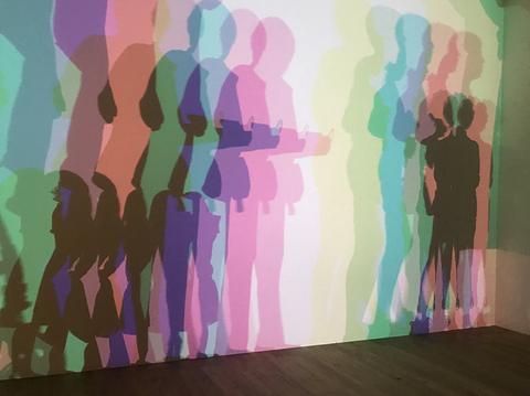 Olafur Eliasson at the Tate Modern