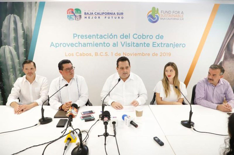 Baja Tourism Tax