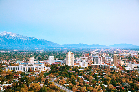 Salt Lake City  AndreyKrav/iStock / Getty Images Plus