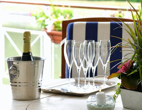 European Waterways Champagne Cruise