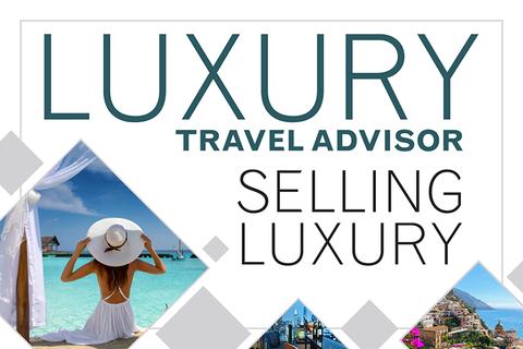 Selling Luxury podcast logo