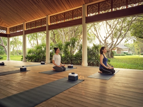 Azerai Can Tho Introduces Healthy Yoga Retreat Packages Luxury Travel Advisor