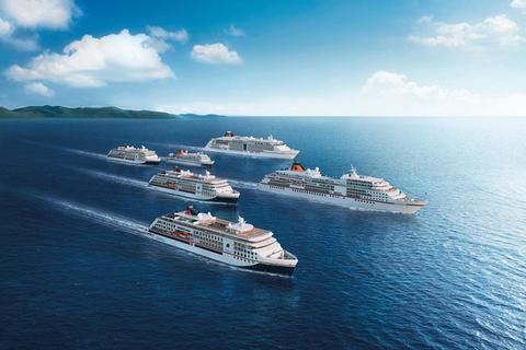 Hapag-Lloyd Cruises' fleet