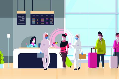 Airport post-COVID