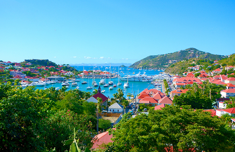 St. Barth's - yanta/iStock/Getty Images Plus/Getty Images