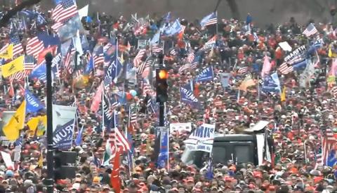 Trump Supporters Storm U.S. Capitol