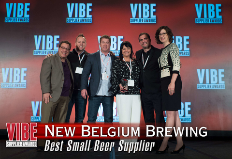 VIBE Conference Honors Top Beverage Companies During 2018 Supplier