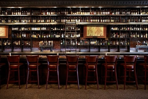 Jack Rose Dining Saloon bar