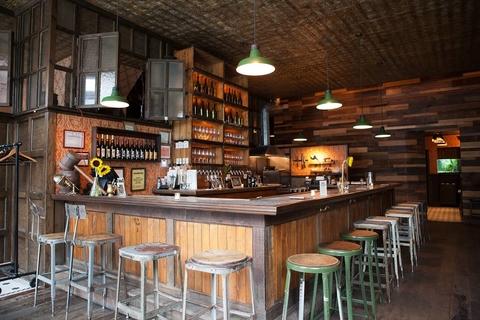 Brooklyn Winery in Brooklyn, New York