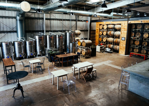 Austin Winery in Austin, Texas