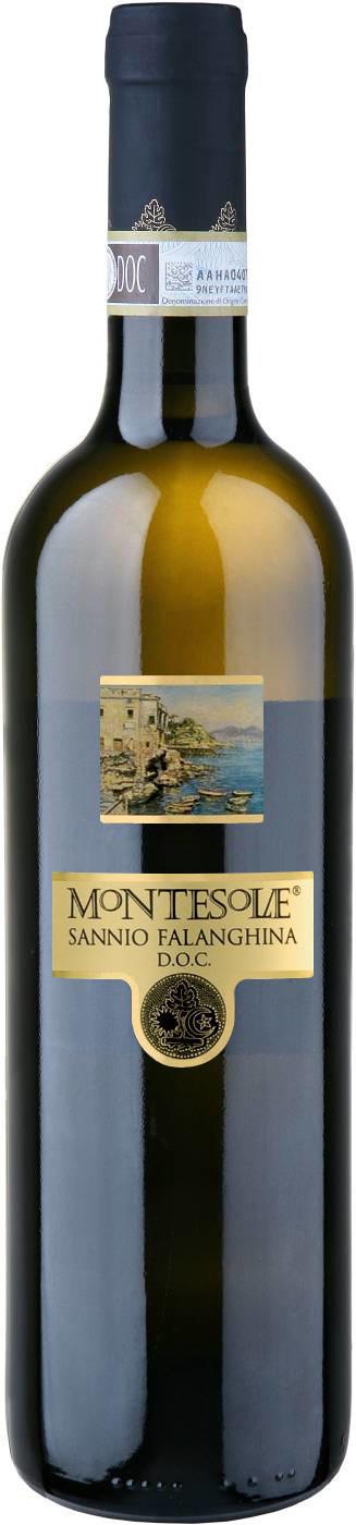 2016 Montesole Falanghina del Sannio wine