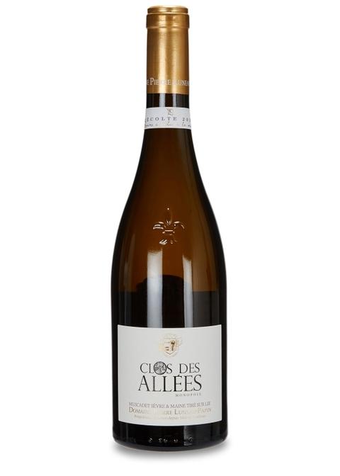 2016 Domaine Pierre Luneau-Papin Clos des Allées Sur Lie Muscadet Sèvre et Maine wine