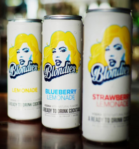 Blondies Ready-to-Drink Cocktails