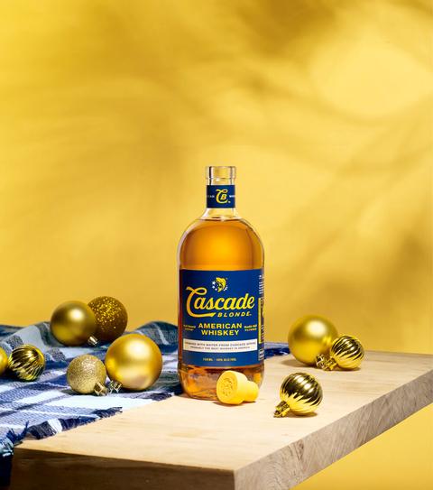 Cascade BlondeAmerican Whiskey