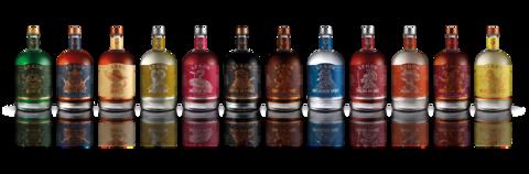 Lyre's Alcohol-free Spirits range