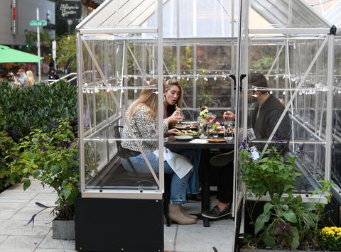 Harper's Garden and FCM Hospitality