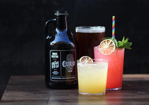 Curio Cocktails San Francisco
