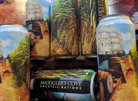 Smugglers Cove Canned Cocktails