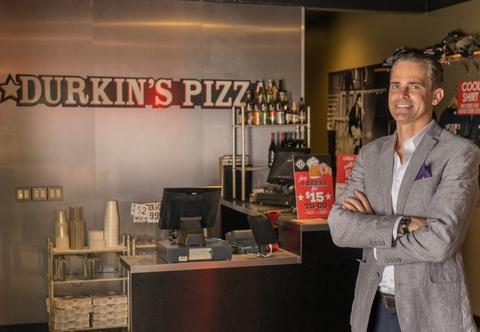 Mike Durkin Durkin's Pizza