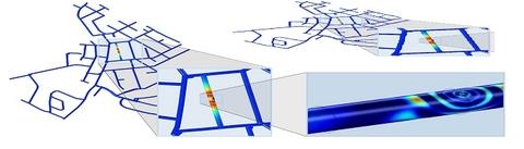 Multiphysics Analysis Advances Water Main Leak Detection