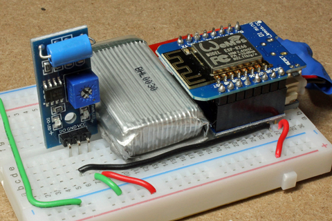 Make Your Own IoT Laundry Done Sensor