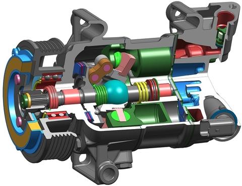 Automotive Ac Compressors A Hot Accelerating Market