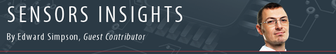 Sensors Insights by Edward Simpson