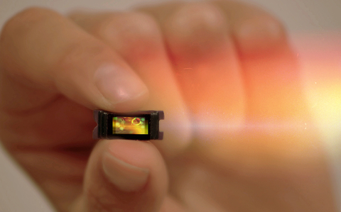 SiLC's 4D vision sensor chip enables a range-extended, eye-safe integrated LiDAR.